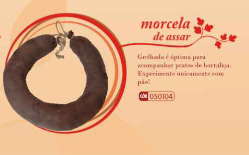Morcela de assar