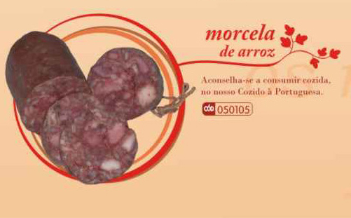 Morcela de arroz
